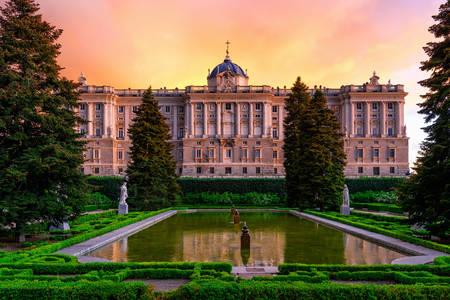 Kraljevska palata u Madridu