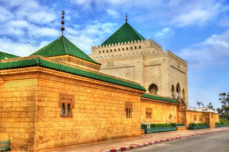 V. Mohamed mauzóleuma