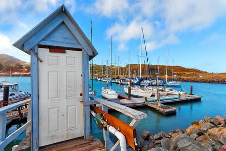 Harbor at Fort Baker