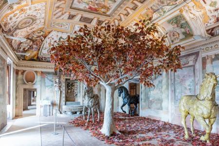 A Villa d'Este belseje Tivoliban