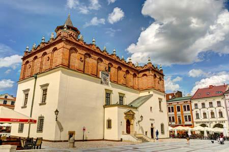Historické centrum Tarnowa