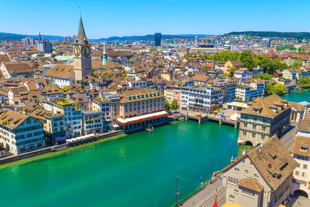 Zurich Roofs