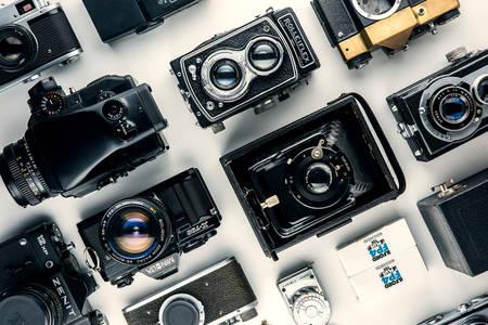 Câmeras de filme