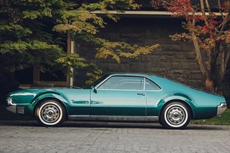 Automobile americana classica