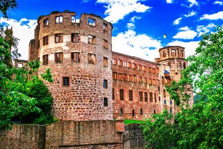 Heidelberg kasteel