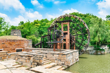 Guangfulin Ancient Relic Park