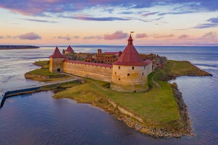 Крепост Орешек