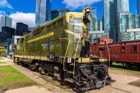 Залізничний музей Торонто