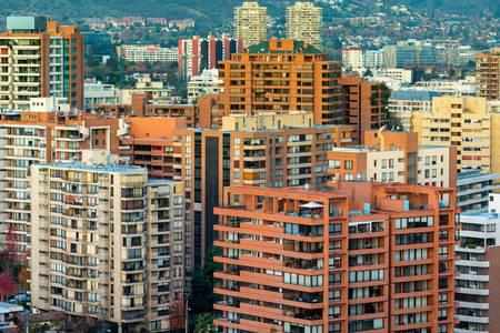 Houses in Las Condes area
