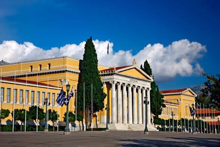 Zappio in Athens
