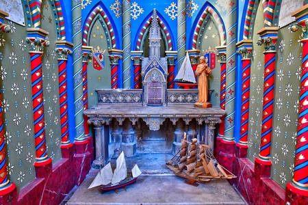 Capela de Notre Dame de Fleet