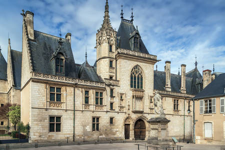 Jacques Coeur Palace in Bourges