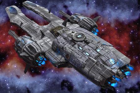 Vaisseau spatial du futur