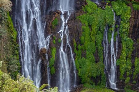 Tumpak Sevu waterfalls