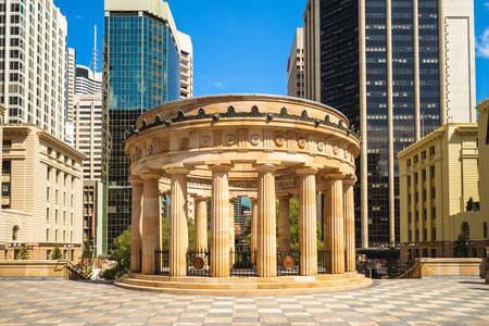 Temple commémoratif de Brisbane