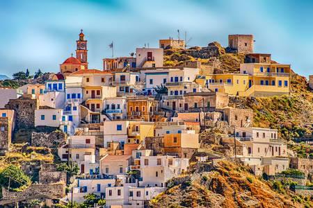 Villaggio di Karpathos