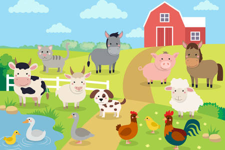Vicces Farm