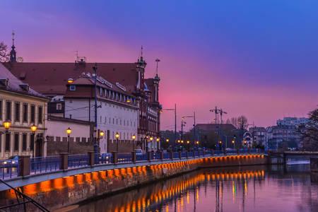 Abend Altstadt