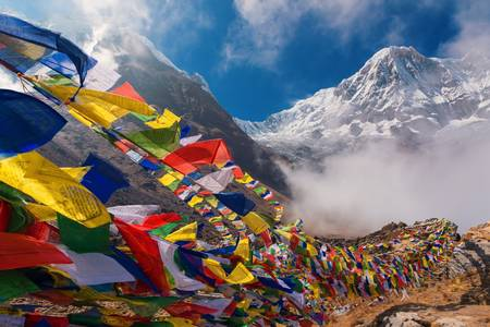 Parc national de l'Annapurna