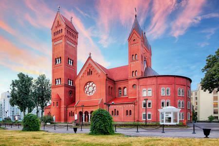 Église de Saint-Siméon et Sainte-Hélène