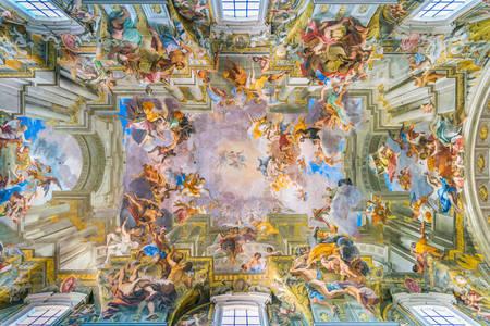 Plafond Sant'Ignazio