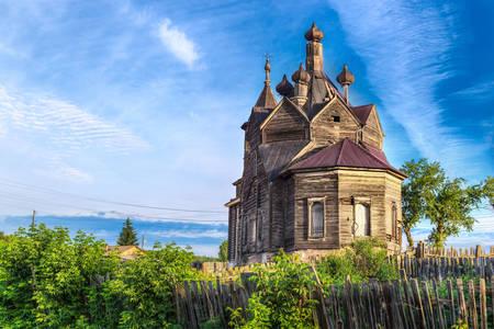 Церква Параскеви П'ятниці