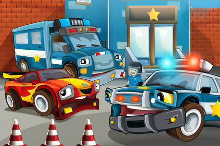 Policijski automobili