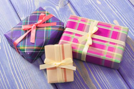 Cadouri pe masă