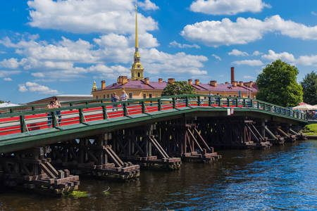 Ioannovsky bridge