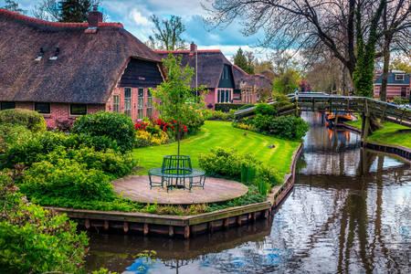 Wioska Giethoorn