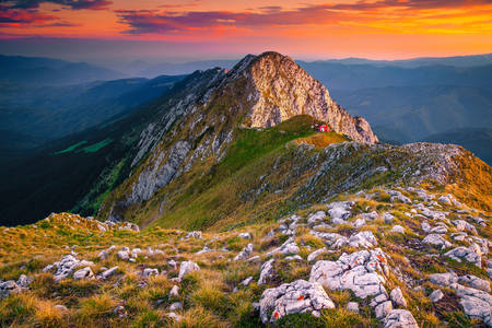 Mountains of Romania