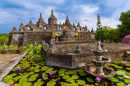 Temple de Brahmavihara-Aram