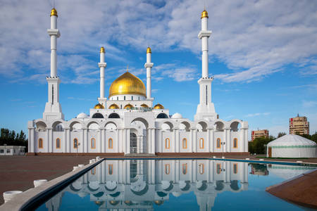 Moschea di Nur Astana