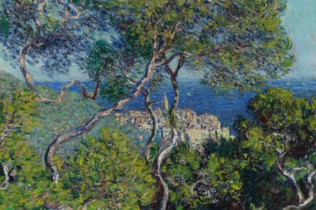 "Claude Monet: ""Bordighera"""