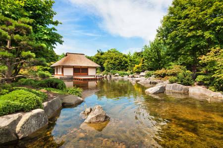 Grădină japoneză
