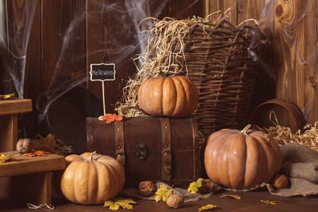 Композиция к Хэллоуину