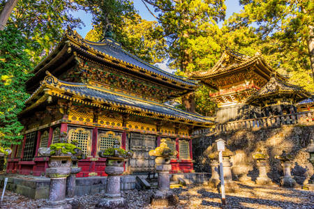 Nikko Tosyo-gu Temple