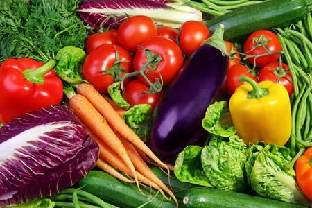 Assortimento di verdure