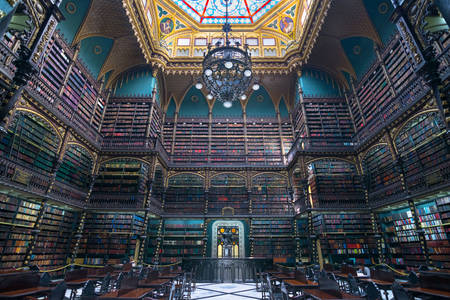 Portuguese Royal Library