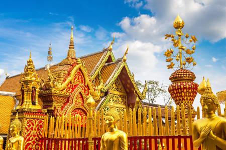 Tempio Wat Prahat Doi Suthep