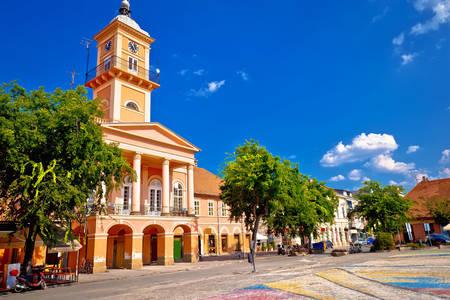 Sombor City Square