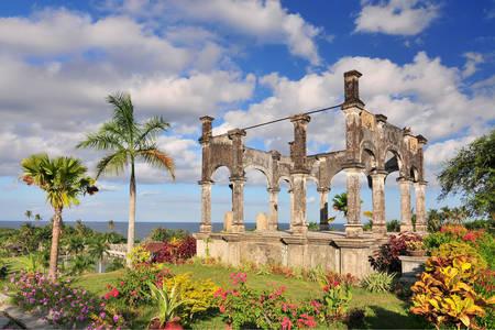 Soekasada Park in Bali