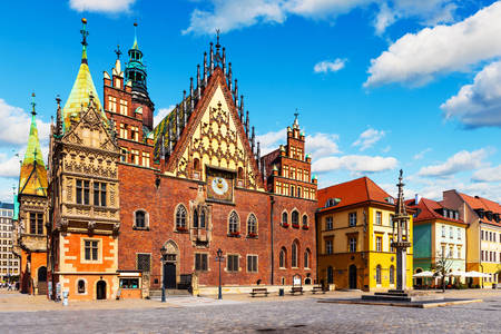 Old Town Hall of Wroclaw