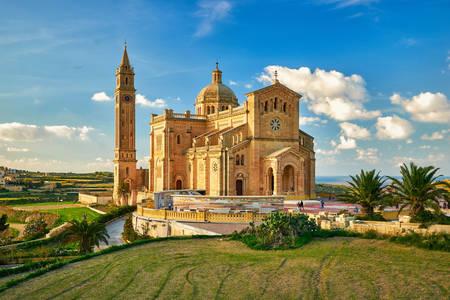 Bazilika Djevice Marije Ta'Pinu