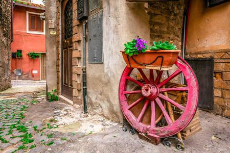Old streets of Tivoli