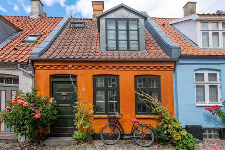 Häuser in Arhus