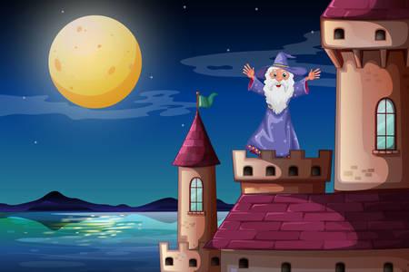 O mago na torre