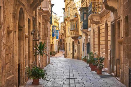 Streets of Birgu