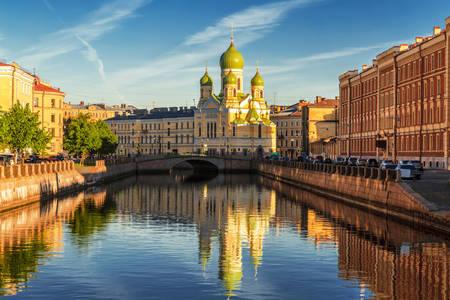 View of the Isidorovskaya Church