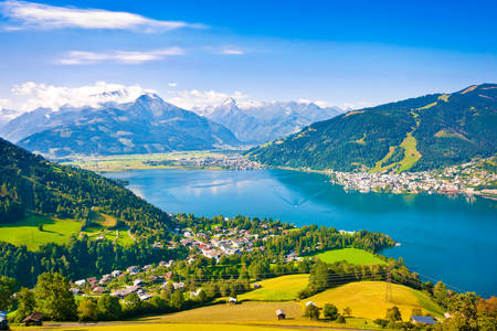 Lake Zeller